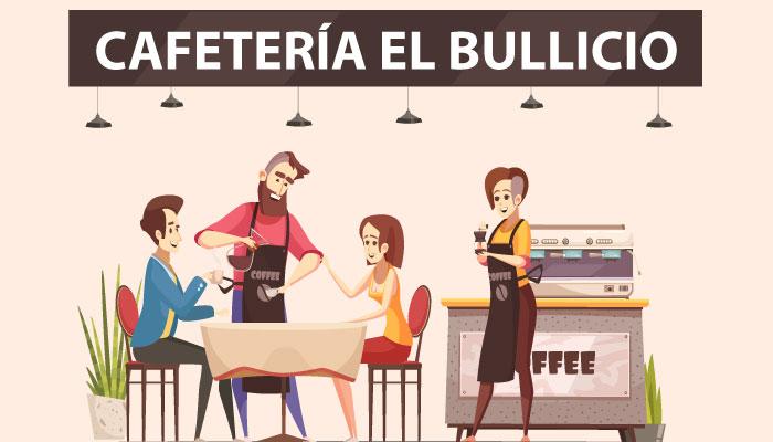 Cafetería 'El Bullicio'