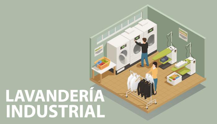 Fejidif gestiona una lavandería industrial en Cazorla.