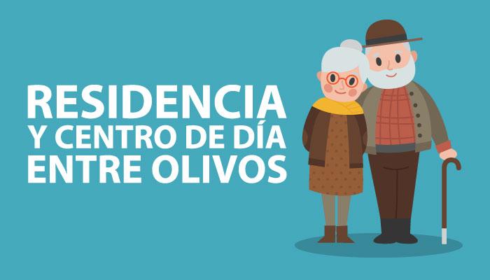 El Centro 'entre olivos' dispone de plazas concertadas y plazas privadas en Residencia y Unidad de Estancia Diurna para personas con discapacidad física en situación de dependencia.