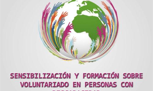 Proyecto: Sensibización y formación sobre el voluntariado en personas con discapacidad